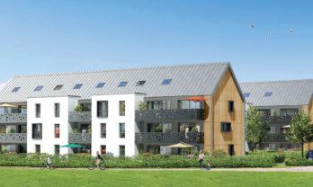 Appartement neuf T5 Arradon 103.65 m²
