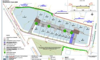 Terrain constructible Grand-Champ 377.00 m²