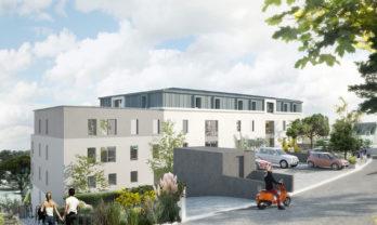 Appartement neuf T3 bis Hennebont 70.80 m²