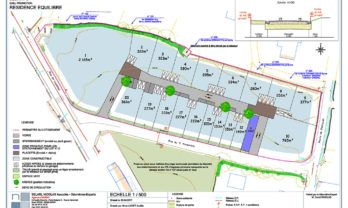 Terrain constructible Grand-Champ 154.00 m²