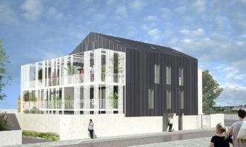 Appartement neuf T3 Auray 63.60 m²