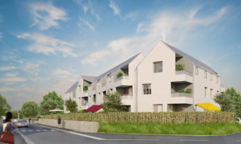 Appartement neuf T3 Grand-Champ 60.46 m²