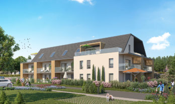 Appartement neuf T3 Muzillac 71.14 m²